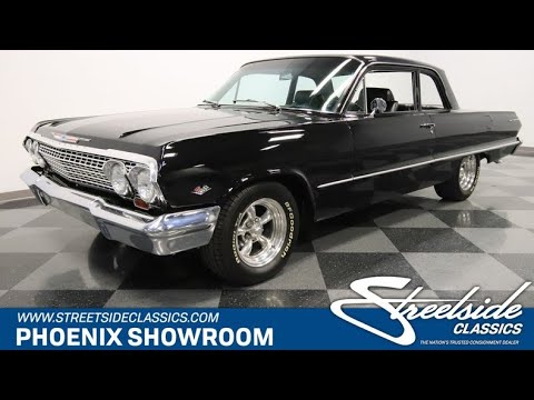 Video of '63 Bel Air - PRXF
