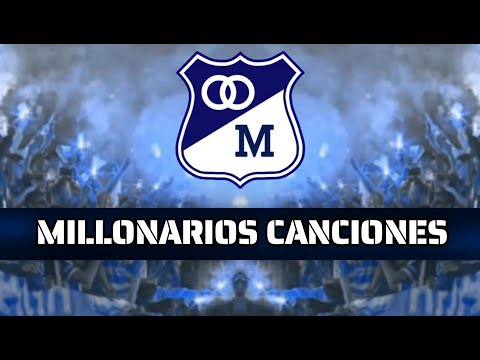 """""""Ya vas a ver una banda"""" Barra: Comandos Azules • Club: Millonarios • País: Colombia"""
