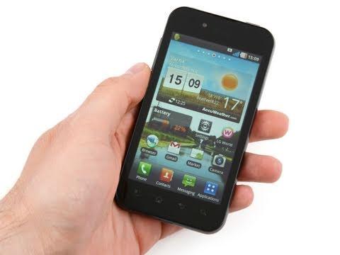 LG Optimus Black Review