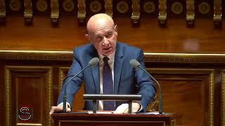 Claude MALHURET : Débat portant sur l'intervention des forces armées françaises en Syrie