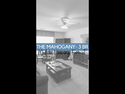 (Mobile Format)The Mahogany - 3 BR
