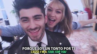 """🎤🎧💞 ZAYN - """"Fool For You"""" // Traducida al Español + Lyrics // [Music Video] HD 🎹🎸💘"""