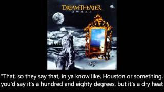 Dream Theater - Space-Dye Vest (Lyrics)