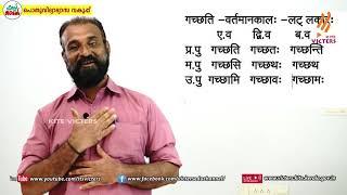 Standard 8   Sanskrit   Class – 02