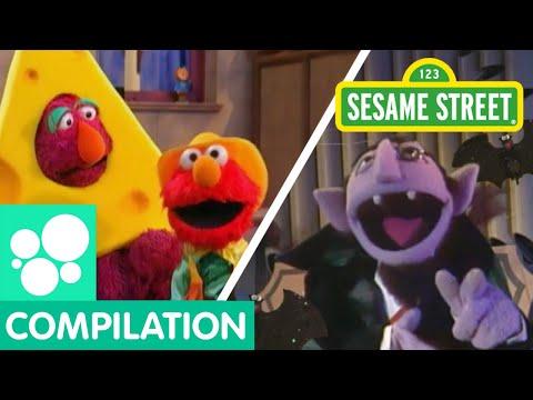 Sesame Street: Happy Halloween!