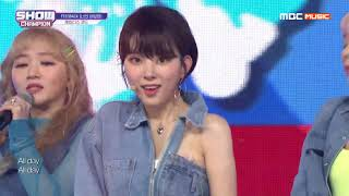 Show Champion EP.318 LADIES' CODE - FEEDBACK