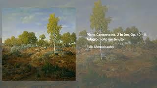 Piano Concerto no. 2 in Dm, Op. 40