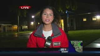 Fox 4: Hurricane Matthew coverage 2am