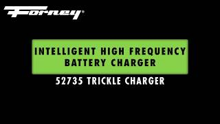 Forney® 52735 Trickle Charger - Features & Benefits