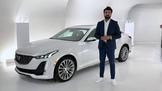 YouTube Video rNdaWuv4zbI for Product Cadillac CT5 Sedan by Company Cadillac in Industry Cars