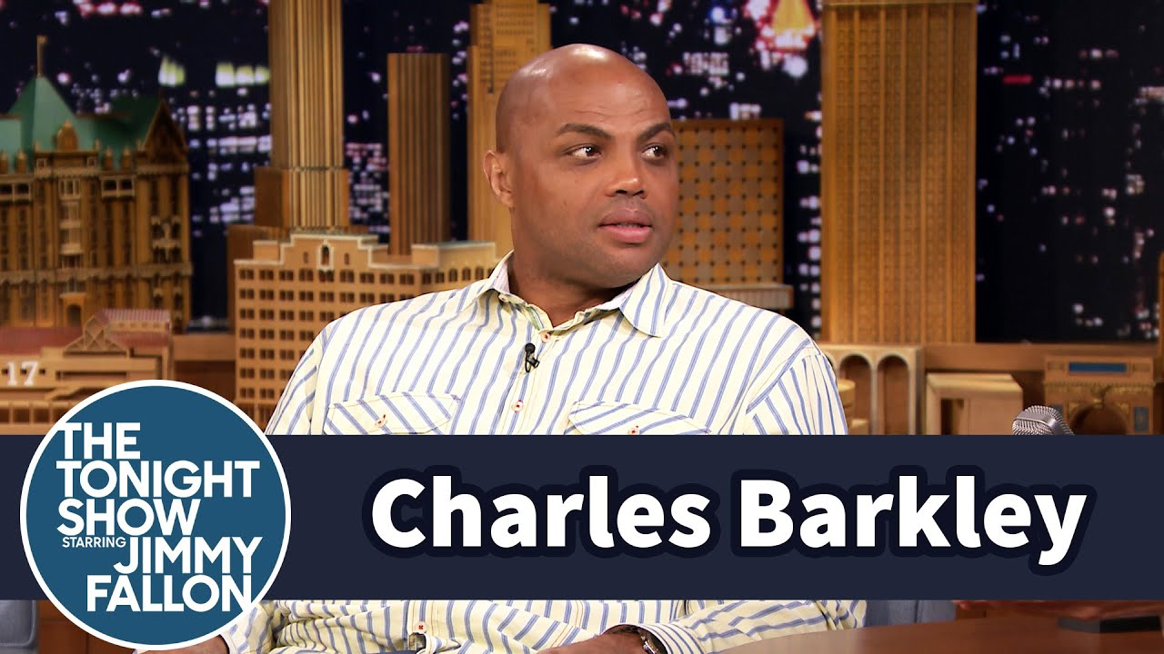 Charles Barkley Can't Escape Shaq thumbnail