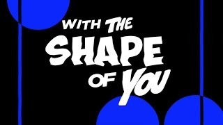 Ed Sheeran - Shape of You (Major Lazer Remix feat. Nyla  Kranium)