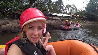Изумительный Таиланд: Пугающий ритуал, летучие ЛИСЫ и сплав по реке. Экскурсии Паттайи