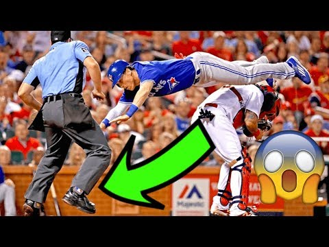 "10 MLB Plays That Completely ""BROKE THE INTERNET"""