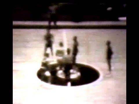 1957 National Championship, UNC vs Kansas