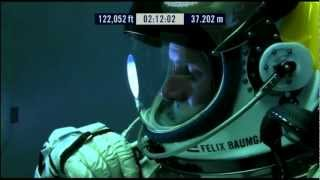 Red Bull Stratos LIVE Stream Video - Felix Baumgartner - Oct 14,2012