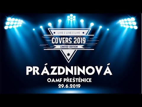 COVERS for Lovers - COVERS for Lovers - PrázdniNOVÁ (oficiální live video/OAMF Přešt
