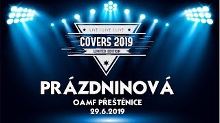 Video COVERS for Lovers - PrázdniNOVÁ (oficiální live video/OAMF Přešt