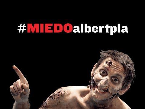 Albert Pla: 'Miedo' · TEMPORADA ALTA