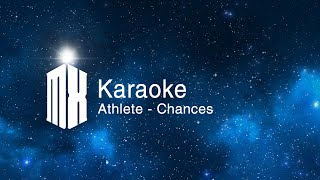 Athlete - Chances (Doctor Who Karaoke)