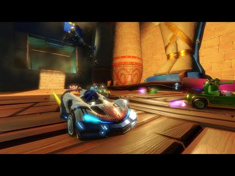 Team Sonic Racing - Customization Trailer
