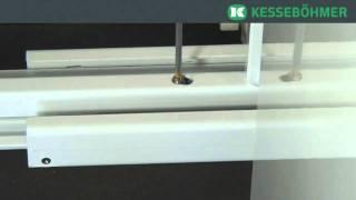 Häfele - Einfache Montage und Justierung des Hochschrankauszugs