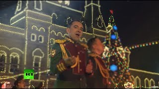 'Last Christmas' cover by  Russia's National Guard
