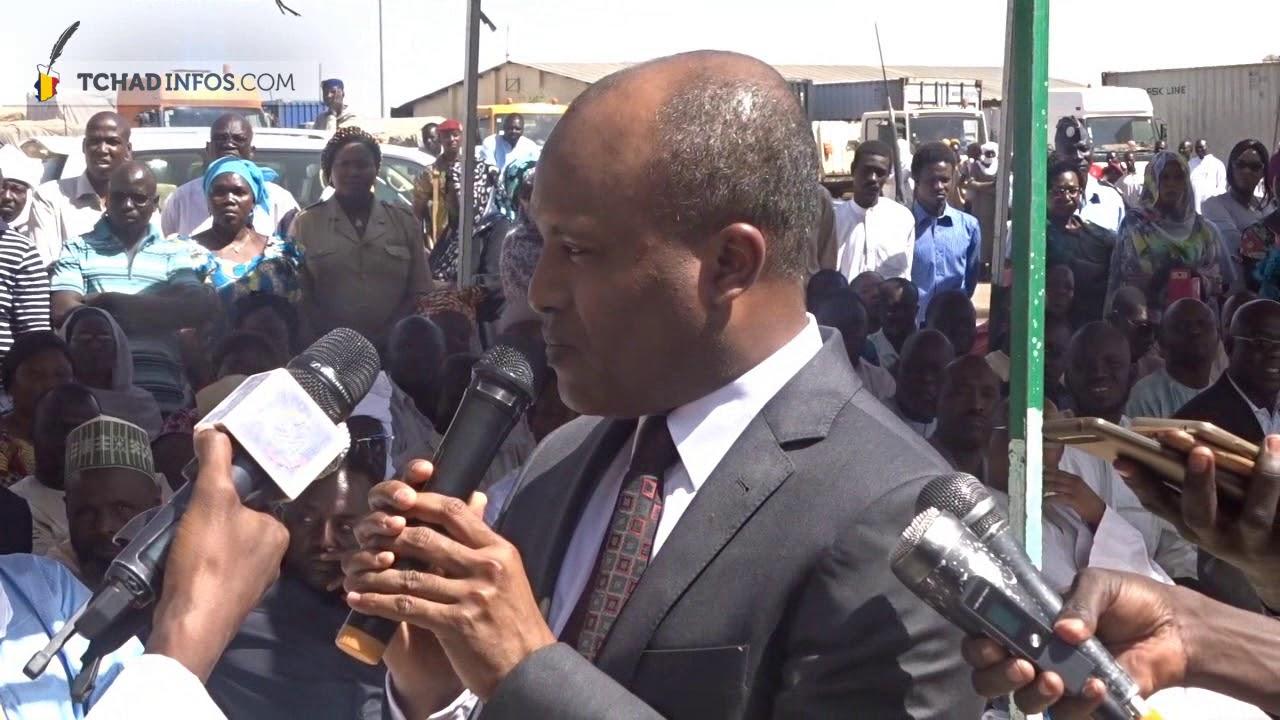 Tchad : lancement de l'opération