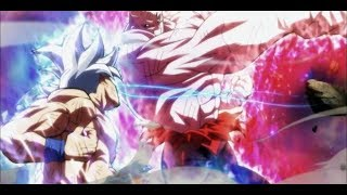 Goku Vs Jiren    Tribute DBS   「AMV」  Legends Never Die