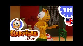 THE GARFIELD SHOW   1 Hour   Compilation #08