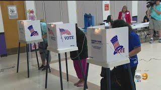 Independent Voters Can Cast Ballot For Democratic Primary, But Not Republican In March