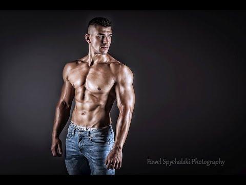 Ćwiczenia do pompowania mięśnia naramiennego