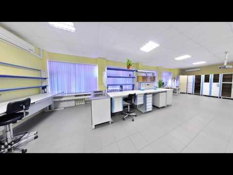 Лабораторная мебель ЛОиП