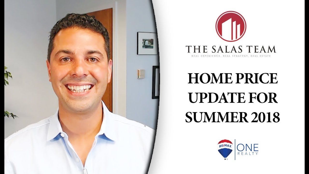 What's Your Home's Value in Summer 2018?