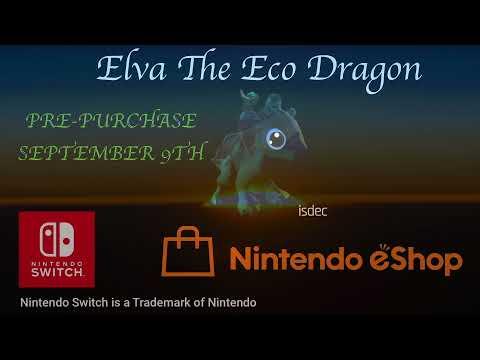 Elva the Eco Dragon en precompra disponible para Nintendo Switch