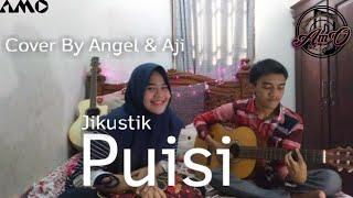 Jikustik - Puisi (Cover  By Angel & Aji)