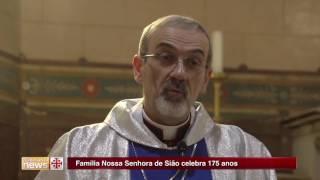 Família Nossa Senhora de Sião celebra 175 anos