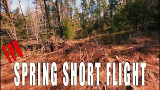 Spring Short Flight - FPV