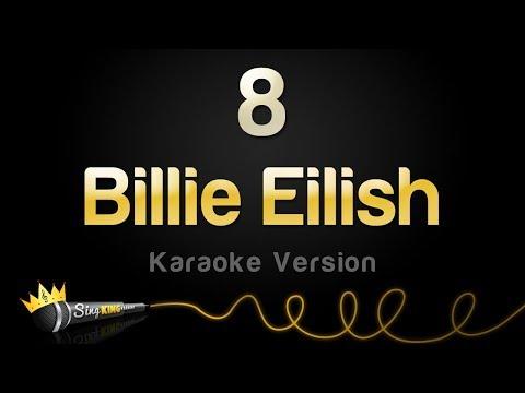 Billie Eilish - 8 (Karaoke Version)