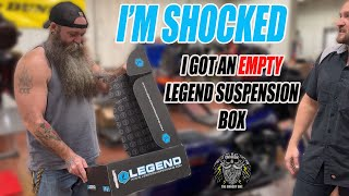 Legends Shocks Review