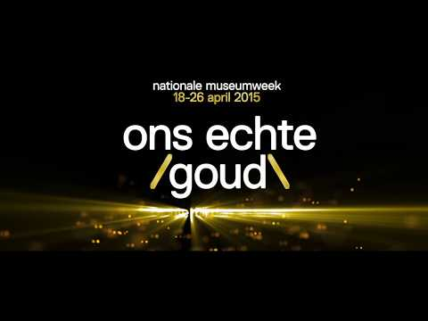 Video Nationale Museumweek 18 - 26 april 2015