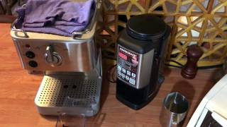 How to make a Latte with Gastroback 42606
