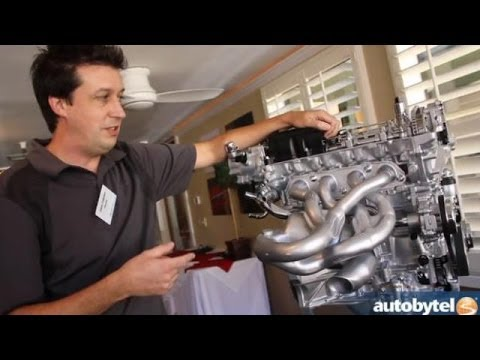 2014 Mazda3 Engineering Walkaround with Dave Coleman — SKYACTIV Technology Video Review