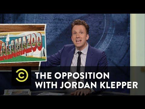 The Opposition w/ JordanKlepper- The Enemy Is Amazon