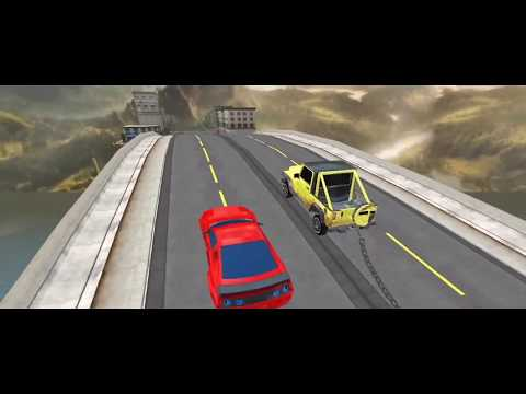 Chained Cars Racing Rampage video