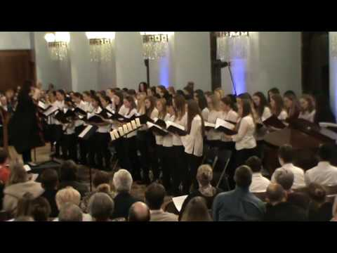 Carol of the Bells - Combined Choirs, Ceremony of Carols 2016