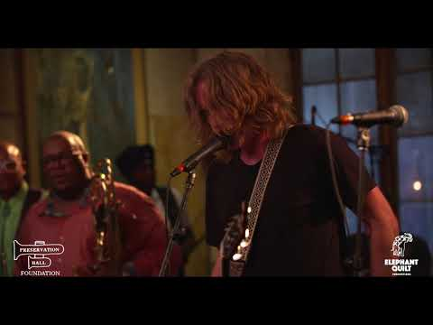 "Carl Broemel + PHJB ""Dark Matter"" at Live At Midnight Preserves 2019"