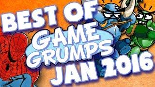 BEST OF Game Grumps - Jan. 2016