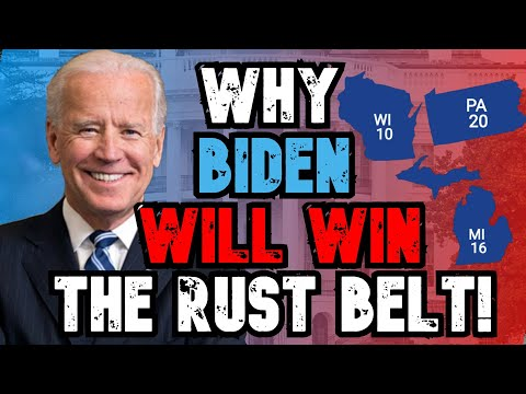 Why Biden Will WIN BACK the Blue Wall (and the Presidency) | 2020 Presidential Election Analysis