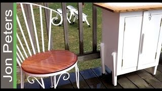 The Best, Paint, Primer & Finish for Outdoor Wood Projects + a few tips